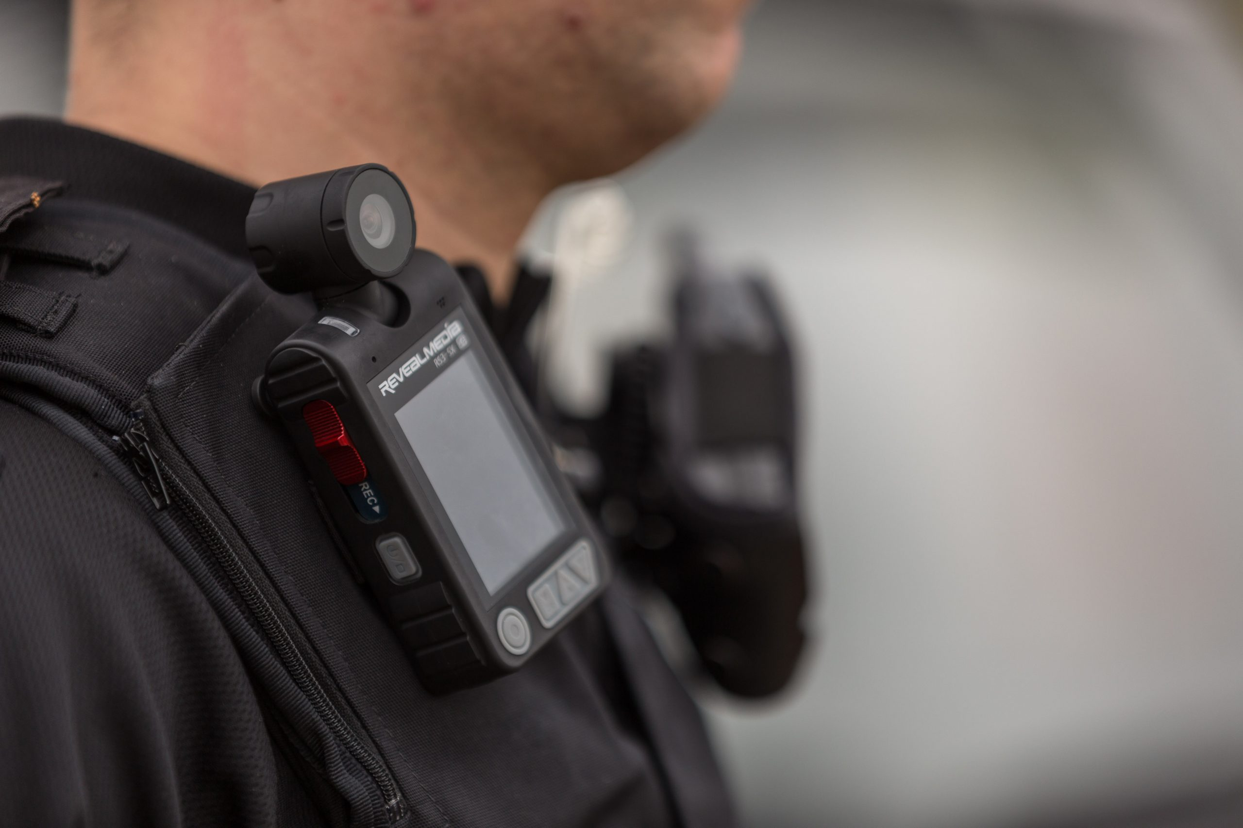 Thames Valley Police trial body worn cameras