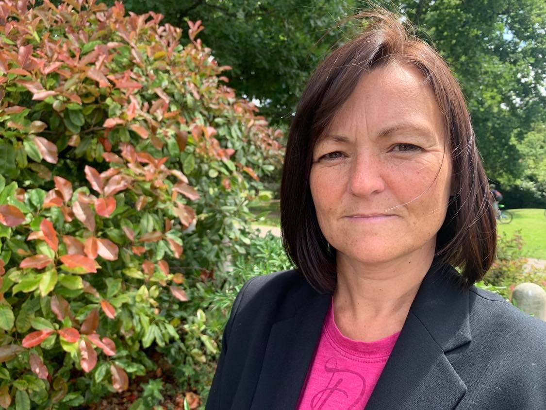 Hampshire Police Federation Chair takes up Chairs role in National Women's Group