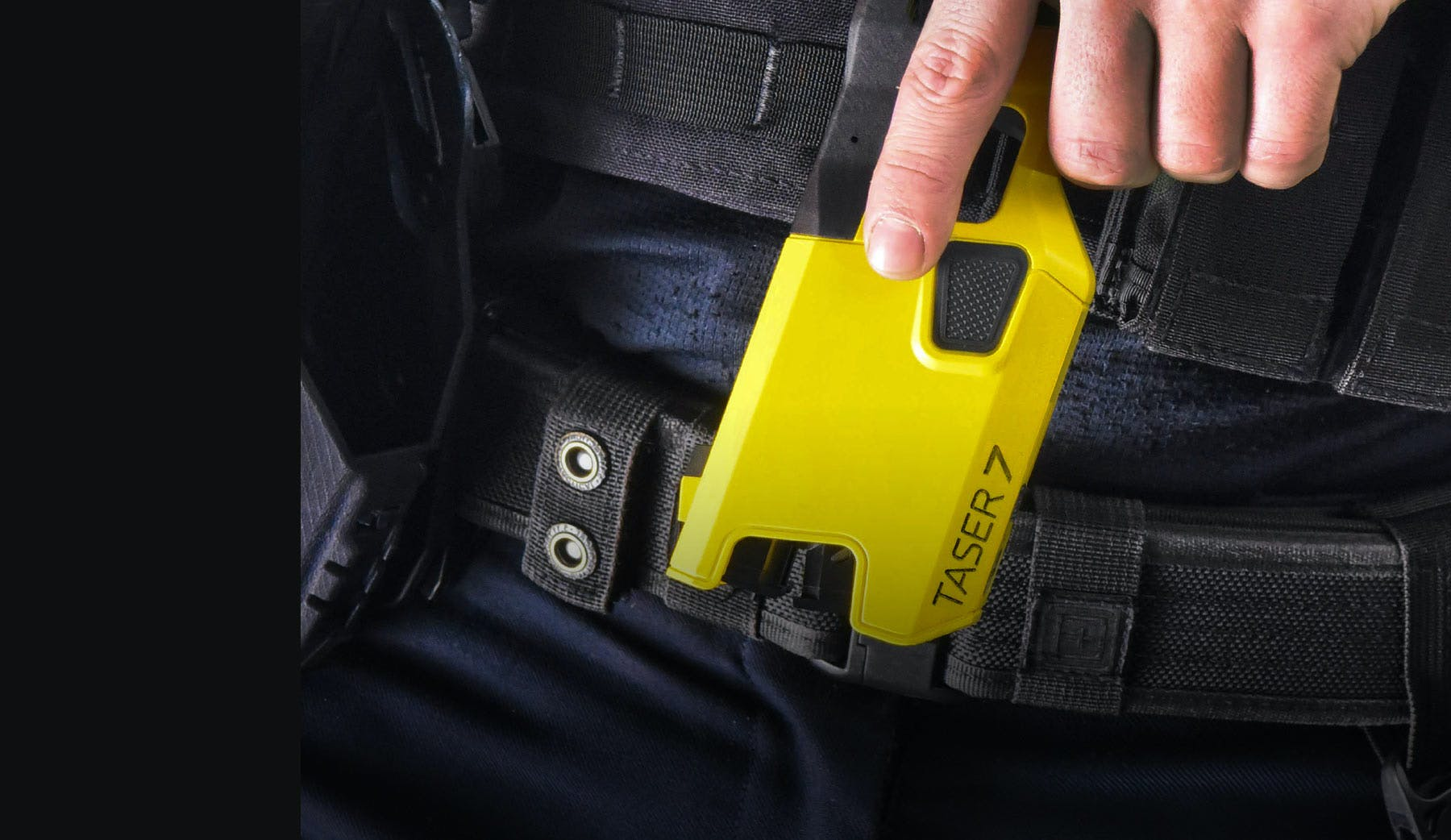Taser Should Be Deployed Because Of Behaviour Not Age