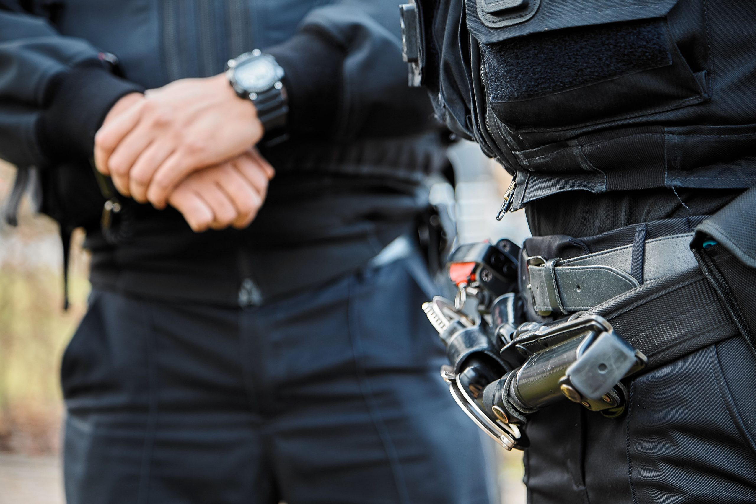 Frontline Officers Risk Lacking Suitable Kit At Protests
