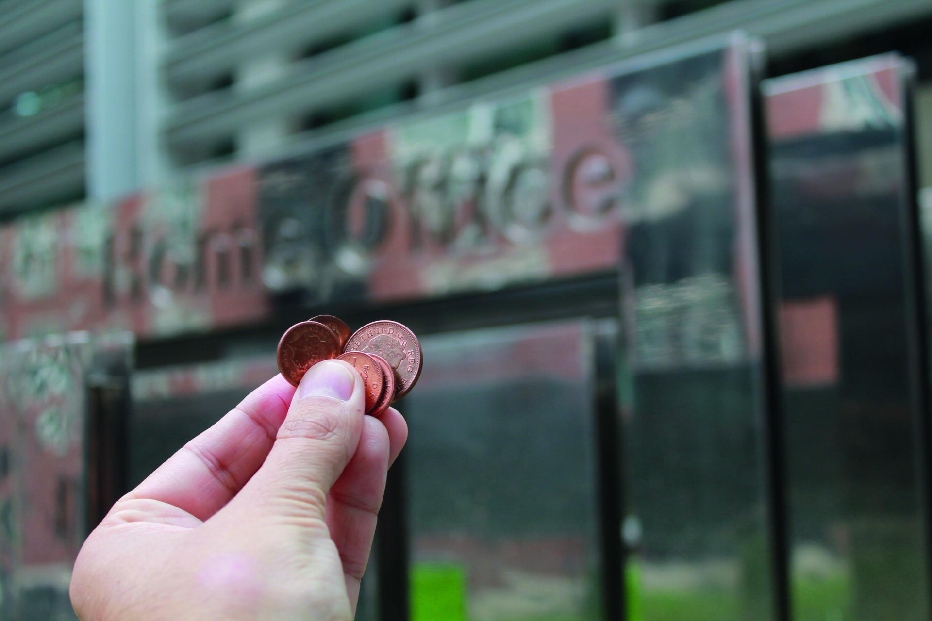 Money (pennies) Home Office