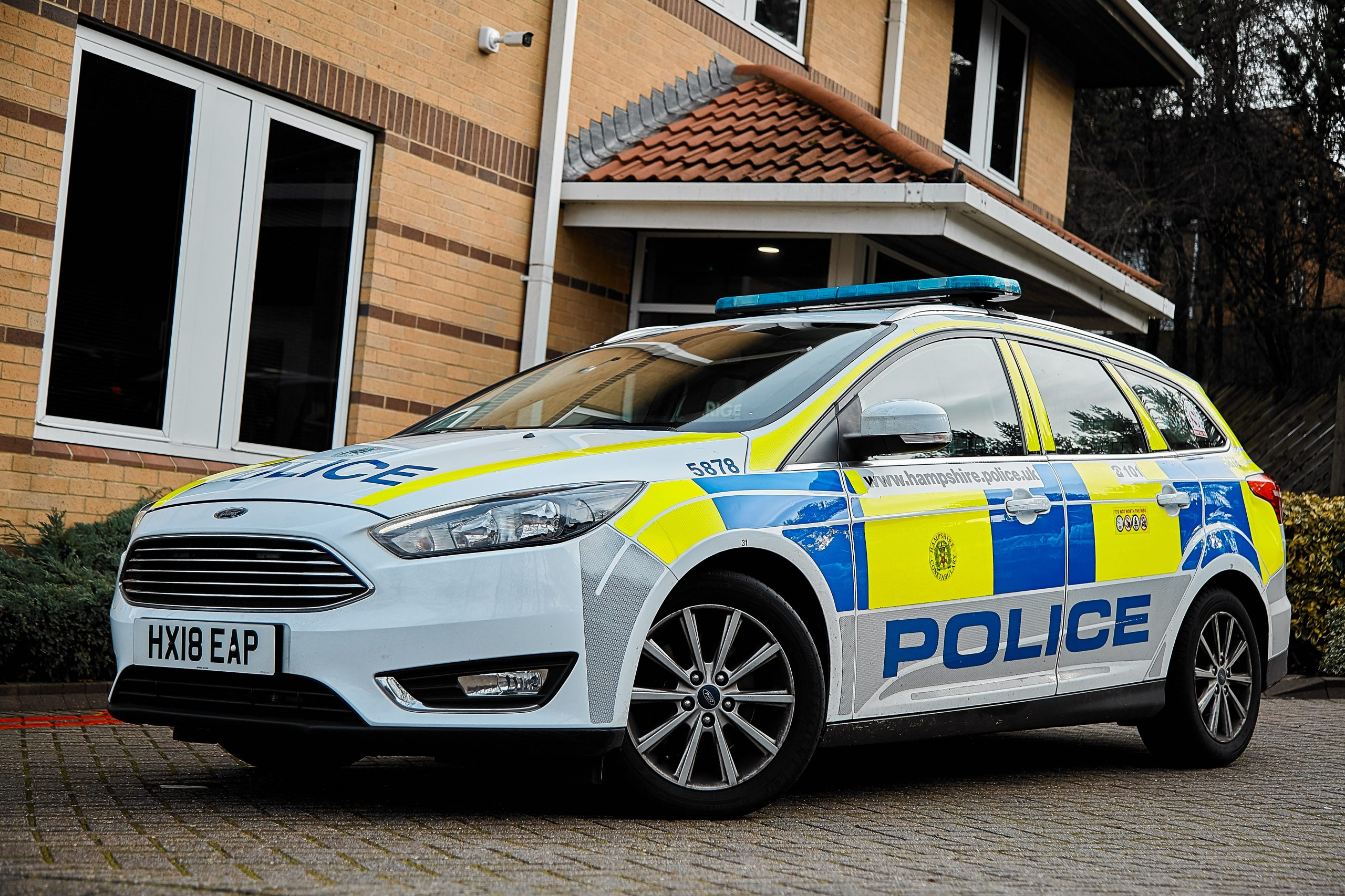 One in four roads policing officers needed medical help after work-related violence